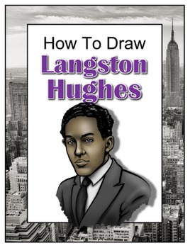 How to Draw Langston Hughes