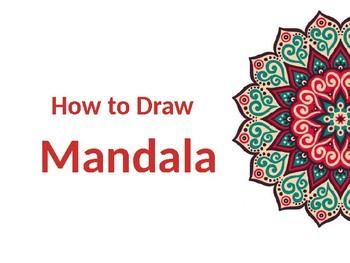 How to Draw Mandala