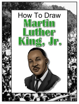 How to Draw Martin Luther King, Jr.