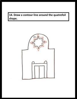 How to Draw Mission San Carlos Borromeo de Carmelo