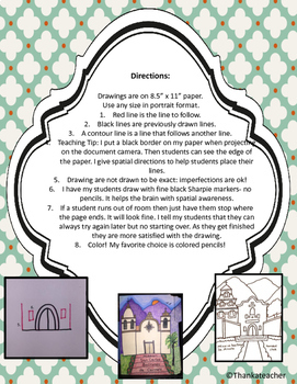 How to Draw Mission San Francisco Solano