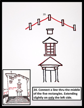How to Draw Mission San Jose