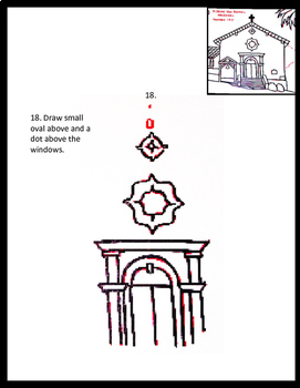 How to Draw Mission San Rafael Arcangel