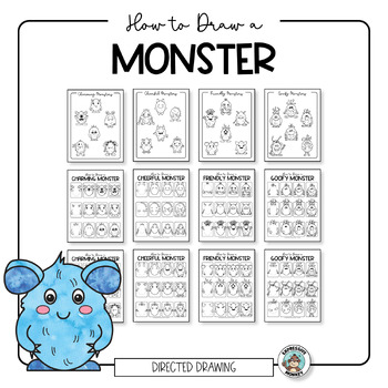 How to Draw Monsters