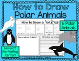 How to Draw Polar Animals- Draw and Write Pack