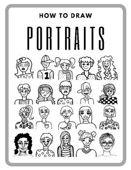 How to Draw Portraits Pack