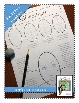 How to Draw Proportional Faces Worksheet