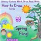 How to Draw: SPRING FLING! Match, trace, draw, write, & read: 4 Literacy units.