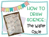 How to Draw Science: Directed Drawing Water Cycle