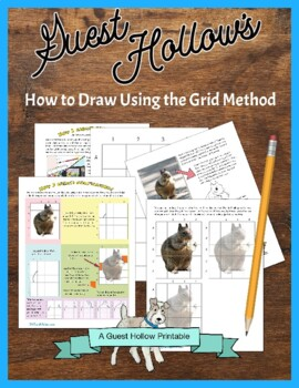 How to Draw Using the Grid Method