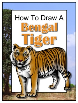 How to Draw a Bengal Tiger