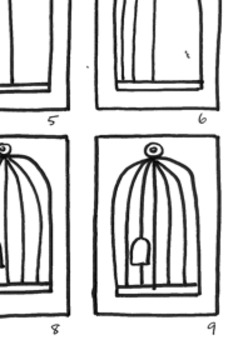How to Draw a Birdcage Elementary School
