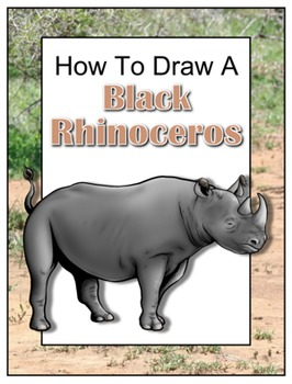 How to Draw a Black Rhinoceros