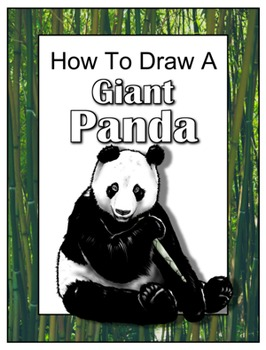 How to Draw a Giant Panda