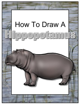 How to Draw a Hippopotamus