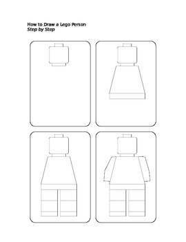 How to Draw a Lego Person: Step-by-Step Guide