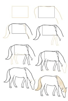 How to Draw a Pony