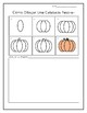 How to Draw a Pumpkin Step-by-Step (in English and Spanish)