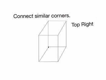 How to Draw a Rectangular Pyramid on a Rectangular Prism