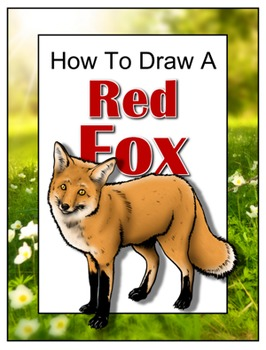 How to Draw a Red Fox
