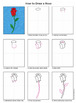 Draw a Rose