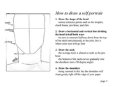 How to Draw a Self Portrait