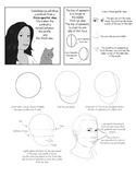 How to Draw a Portrait: Three-Quarter View