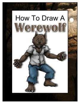 How to Draw a Werewolf