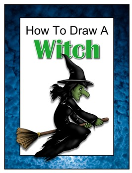 How to Draw a Witch