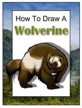 How to Draw a Wolverine