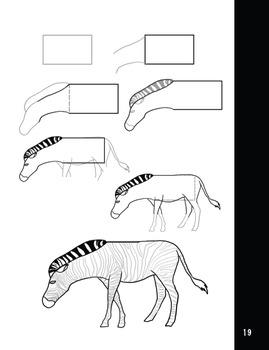 How to Draw a Zebra!