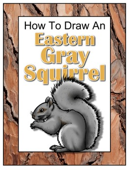 How to Draw an Eastern Gray Squirrel