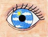 Draw an Eye like Magritte