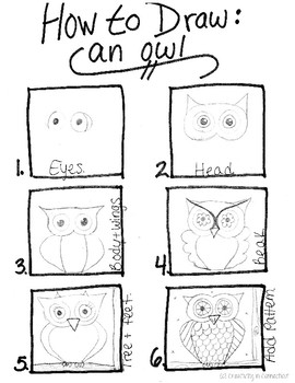 How to Draw an Owl Handout