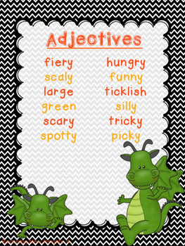 How to Dress a Dragon Book Writing Activity!!!