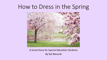 How to Dress for the Weather in the Spring Seasons Social