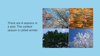 How to Dress for the Weather in the Winter Seasons Social Story (Autism)