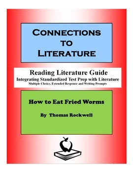How to Eat Fried Worms-Reading Literature Guide