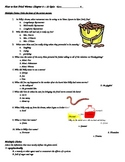 How to Eat Fried Worms Chapter 8 - 14 Multiple Choice Quiz