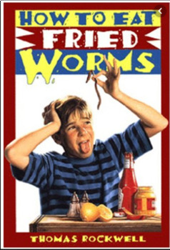 How to Eat Fried Worms Google Forms Bundle