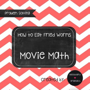 How to Eat Fried Worms Movie Math Problem Solving