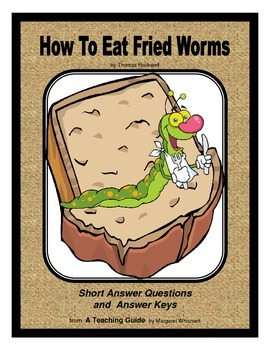How to Eat Fried Worms Short Answer Questions