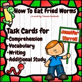 How to Eat Fried Worms Task Cards