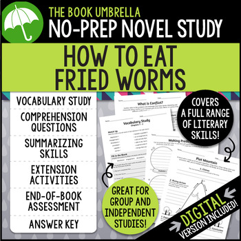 How to Eat Fried Worms