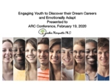 How to Engage Youth to Discover their Dream Careers and Ad