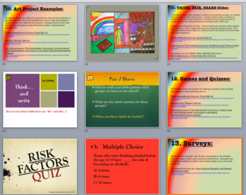 16 Ways to Enrich Your Teaching with PowerPoints FREE!!  Includes 127 Slides!