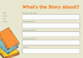 How to Find the Main Idea of a Book Google Slide Presentation