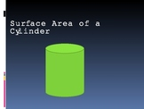 How to Find the Surface Area of a Cylinder