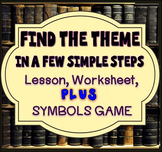 Find the Theme in a Few Simple Steps