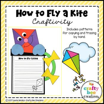 How to Fly a Kite Craftivity